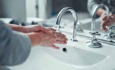 Comment bien vous laver les mains